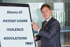 Who started payday loans? Learn more in Payday Loans Net's article.