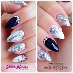 My Nails! www.glitterheaveneurope.nl www.nagelstudiopink.nl  #glitterheaven #veralangeslag #nagelstudiopink #nails #arnhem #sparkle #nailart #glitter #crystalnails #royalgel #crystalac