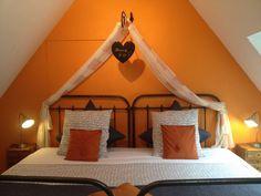 chambre d'hôtes romantique au Domaine de Joreau