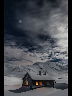 Isolated and cold