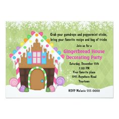 Find Christmas invitations & announcements to mark the perfect party with Zazzle! Pick your favorite Christmas invitations from our amazing selection. Invitation Paper, Party Invitations, Peppermint Sticks, Christmas Invitations, Christmas Photo Cards, Perfect Party, Gingerbread, Xmas, Decorating