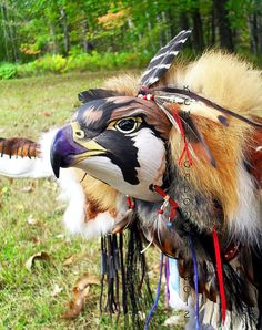 Peregrine Falcon Manitou Spirit or Totem by FreedomGallery on Etsy, $1200.00