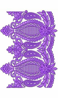 South India Textile Trend | Embroidery Design