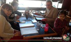 Festejando el Día del Niño por la Tarde en Lo de Carlitos Castelar / Ituzaingo