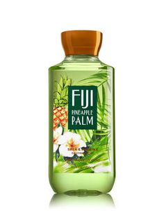 Signature Collection Fiji Pineapple Palm Shower Gel - Bath And Body Works