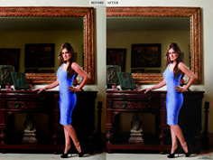 Model Retouching by KeyIndia Graphics