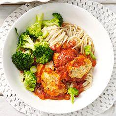 Recept - Italiaanse kipschotel met broccoli - Allerhande