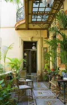 French Townhouse
