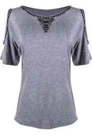5da536d045 Resultado de imagem para blusas bordadas com chaton