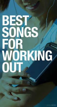 Pump up your workout with these tunes.