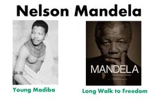Long Walk to Freedom.....