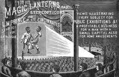 Magic Lantern Slide Show from The Virtual Corkscrew Museum