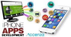 Accenza is one of the largest mobile application development company with a team of highly skilled iPhone, Android and Windows Phone developers.