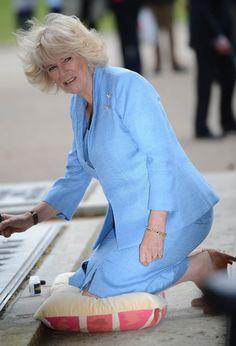 La Duquesa de Cornualles se relaja en un retiro de yoga antes de afrontar su nueva gira oficial #royals #royalty