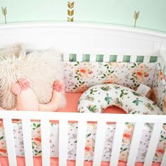 This set is so cute and has the coolest cactus and floral prints with tee pees and solids too!