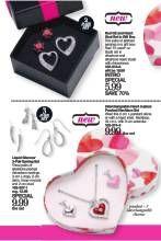 Avon Brochure, Campaign, Valentines, Jewellery, 3d, Facebook, Shop, Valentine's Day Diy, Jewels