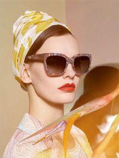 Missoni Spring Summer 2015 | Amanda Murphy | Viviane Sassen
