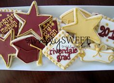 SimplySweet Treat Boutique: Graduation Cookies