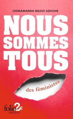 Nous sommes tous des féministes suivi de  Les marieuses - Chimamanda Ngozi Adichie