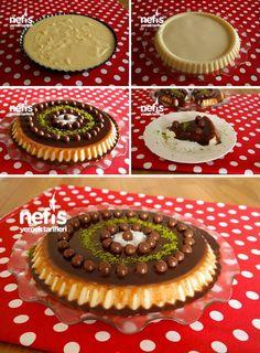 İrmik Tatlısı Tarifi nasıl yapılır? 2.649 kişinin defterindeki İrmik Tatlısı Tarifi'nin resimli anlatımı ve deneyenlerin fotoğrafları burada. Yazar: Melek Şerbetci Cheesecake, Muffin, Food And Drink, Breakfast, Sweet, Desserts, Kitchen, Recipes, Kitchens