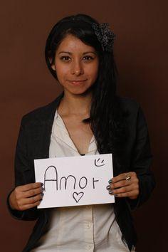 Love, Tania Quiroz, Estudiante.