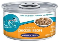 Cat Supplies Purina One Cat Chicken Cuts/Gravy ** You can find more details by visiting the image link. (This is an affiliate link and I receive a commission for the sales)