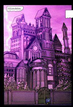 Arkham Asylum/Images - DC Comics Database