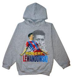 Bluza ROBERT LEWANDOWSKI s - chłopiec