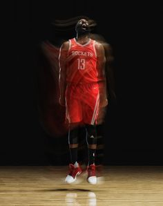 Visit the post for more. James Harden Rockets, Nba Live, Motion Blur, Houston Rockets, Color Photography, Motorcycle Jacket, Athlete, Ea, Video Game
