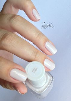 the new essie gel couture in 'sheer fantasy' for a ...
