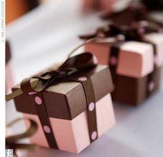 Pink & Brown!