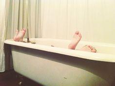 baths- funny and true