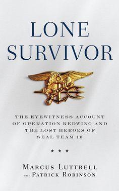 Lone Survivor - Marcus Luttrell & Patrick Robinson - Book - BookPedia. Lone…