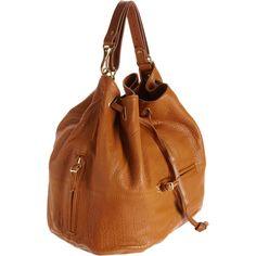 Jerome Dreyfuss Alain Bucket Bag ($875) ❤ liked on Polyvore