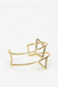 Odette New York Strata Cuff Bracelet #urbanoutfitters