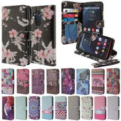 For Motorola Droid Turbo XT1254 Fashion Flip Wallet Cover Case Pouch Kickstand in Cell Phones & Accessories, Cell Phone Accessories, Cases, Covers & Skins | eBay