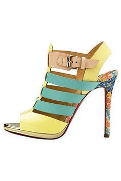 Christian Louboutin - Women's Shoes - 2014 Spring-Summer