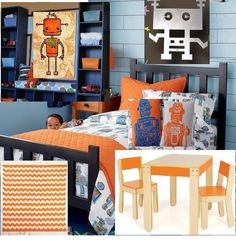 big boy room idea