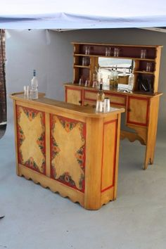 The Ultimate Monterey Bar Cabinet Set And Bench