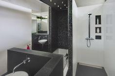 Cement Afwerking Badkamer : 39 beste afbeeldingen van gerealiseerde badkamers bathroom