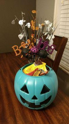 Happy Halloween Everyone! Happy Halloween, Events, Wreaths, Home Decor, Decoration Home, Door Wreaths, Room Decor, Deco Mesh Wreaths, Interior Design