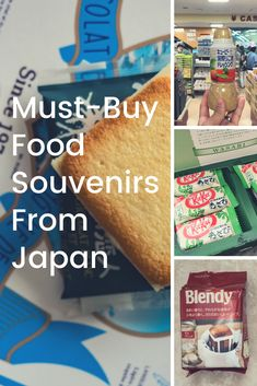 9 Popular and Tasty Food Souvenirs You Must Buy From Japan Tokyo Japan Travel, Disney Souvenirs, Japan Guide, Yummy Food, Tasty, Visit Japan, Food To Go, Japanese Food, Trip Planning