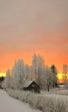 sunset on winter wonderland Winter Photography, Landscape Photography, Nature Photography, Winter Sunset, Winter Scenery, Winter Magic, Winter Snow, Winter Pictures, Nature Pictures