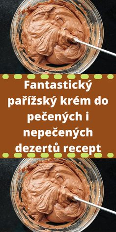 Sweet Desserts, Sweet Recipes, Czech Recipes, Ethnic Recipes, How Sweet Eats, Chocolate Ganache, No Bake Cake, Amazing Cakes, Food And Drink