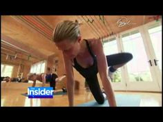 CBS The Insider (Video): Interview with Tracy, J.Lo's Secret Fitness Weapon | Tracy Anderson