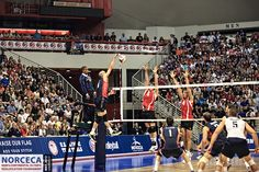 Reid Priddy, USA Men's Olympic Volleyball, 2012