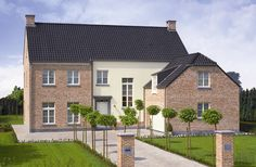 Keramische dakbedekking voor duurzame onderhoudsvriendelijke dakpannen met een lange levensduur. Panmodel: OVH zwart satinet