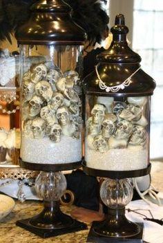 fairy skull graveyard…