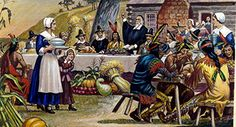 "Smithsonian article: ""What Was on the Menu at the First Thanksgiving?"""