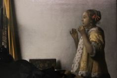 Did Vermeer Trace His Golden Age Masterpieces? An Artist Puts the Theory to the Test   artnet News
